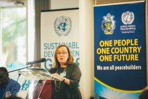 Solomon Islands National Dialogue Speech