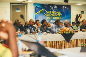 Solomon Islands National Dialogue Panel